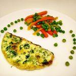 Leves e práticos, os omeletes são ideais para a alimentação no feriado